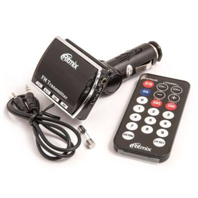 Ritmix FM-модулятор SD/MMC USB PDU FMT-A750