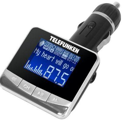 TELEFUNKEN FM-��������� ������ MicroSD USB PDU TF-FMT12
