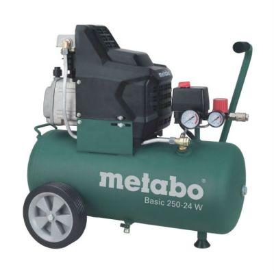 Компрессор Metabo Basic 250-24W масляный 601533000