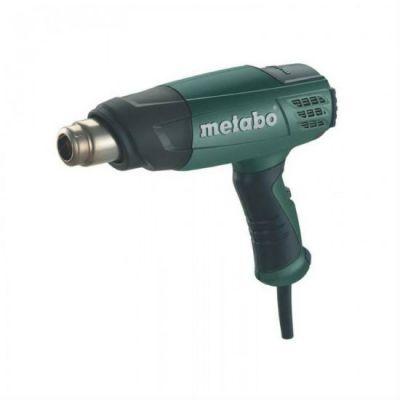 Термопистолет Metabo H 16-500 + 2 насадки, кейс 601650500