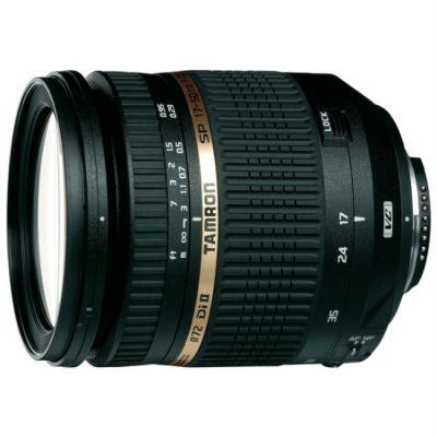 Объектив для фотоаппарата Tamron SP AF 17-50mm F/2.8 XR Di II LD VC Aspherical (IF) Nikon F B005N