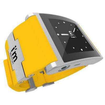 Im Watch Часы Сolor (желтый ремешок) IMWALY02C02