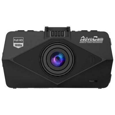 Автомобильный видеорегистратор AdvoCam FD Black