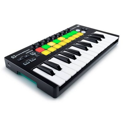 Миди-клавиатура Novation LaunchKey Mini MK2