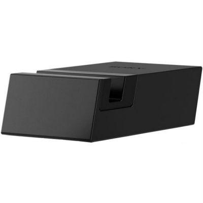 Подставка Sony для зарядки Xperia Z3+ и Xperia Z3+ dual DK52 Black