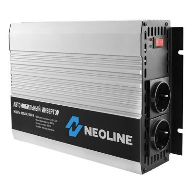 Инвертор автомобильный Neoline 1000W 1000Вт