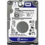 "Жесткий диск Western Digital SATA-III 320Gb Blue (5400rpm) 16Mb 2.5"" WD3200LPCX"
