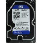 "Жесткий диск Western Digital SATA-III 2Tb Blue (5400rpm) 64Mb 3.5"" WD20EZRZ"