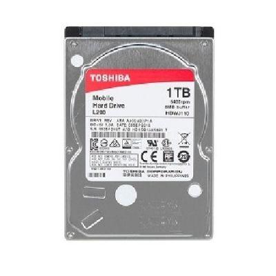 """������� ���� Toshiba SATA-III 1Tb L200 (5400rpm) 8Mb 2.5"""" HDWJ110UZSVA"""
