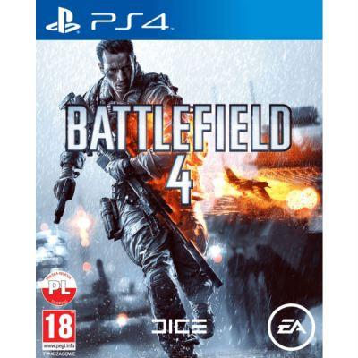 Игра для PS4 Battlefield 4 (русская версия)