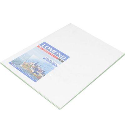 Lomond Пленка самоклеящаяся для струйной печати 100 мкм A3/50л. 0708315