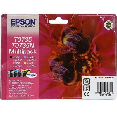��������� �������� Epson ����� ���������� �������� T0735 C13T10554A10