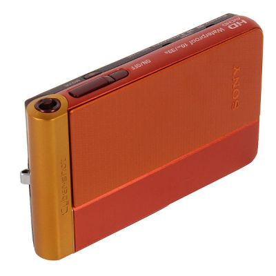 Зеркальный фотоаппарат Sony DSC-TX30 Orange DSCTX30D.RU3