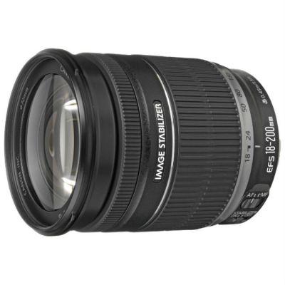 Объектив для фотоаппарата Canon EF-S 18-200mm f/3.5-5.6 IS 2752B005