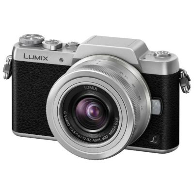 Компактный фотоаппарат Panasonic DMC-GF7KEE-S Silver DMC-GF7KEE-S