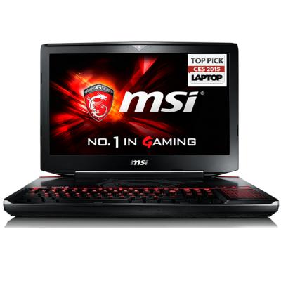 Ноутбук MSI GT80S 6QE-018RU Titan SLI 9S7-181412-018