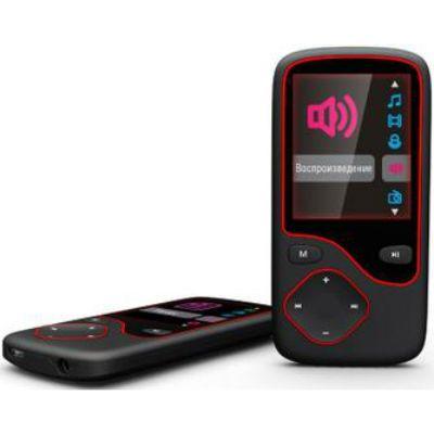 Аудиоплеер Digma Cyber 3 8Gb черный