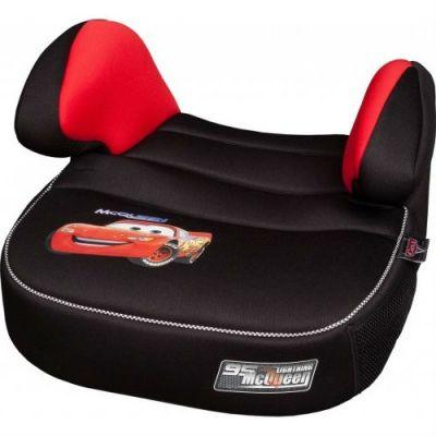 Nania Бустер Dream LX (cars) от 15 до 36 кг (2/3) черный/красный 253110