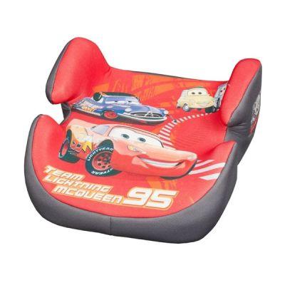 Nania Бустер Disney Topo Comfort FST (cars) от 15 до 36 кг (2/3) 543185