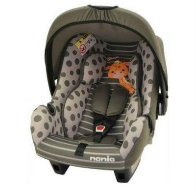Детское автокресло Nania Beone SP (girafe) от 0 до 13 кг (0/0+) зеленый 483180