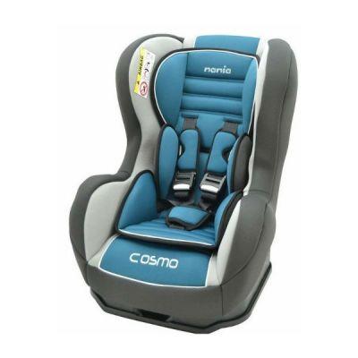 Детское автокресло Nania Cosmo SP LX (agora petrole) от 0 до 18 кг (0+/1) Isofix 093009