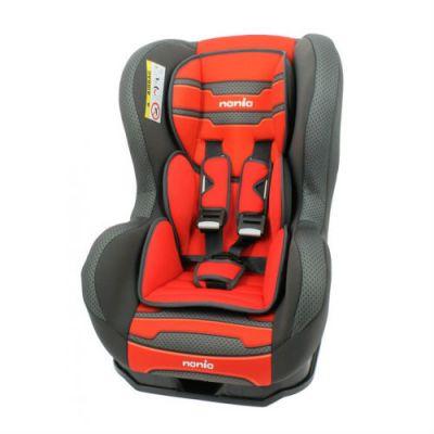 Детское автокресло Nania Cosmo SP PL (boomer carmin) от 0 до 18 кг (0+/1) оранжевый/серый 082383