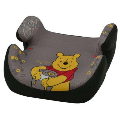Nania Бустер Disney Topo Comfort FST (winnie the pooh) от 15 до 36 кг (2/3) 543311