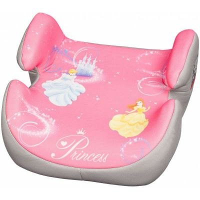 Nania Бустер Disney Topo Comfort FST (princess) от 15 до 36 кг (2/3) 545960