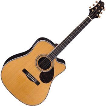 Электроакустическая гитара Greg Bennett D8CE