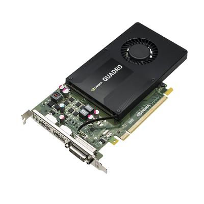 Видеокарта HP PCI-E Quadro K2200 PCI-E 2.0 4096Mb 128 bit DVI J3G88AA