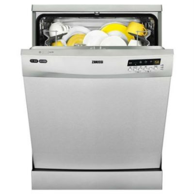 Посудомоечная машина Zanussi ZDF92300XA серебристый