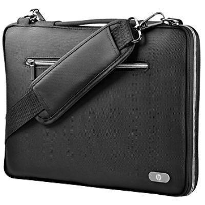 Сумка HP кейс для ноутбука 14 HP Slim Brief Case Черный F0V84AA