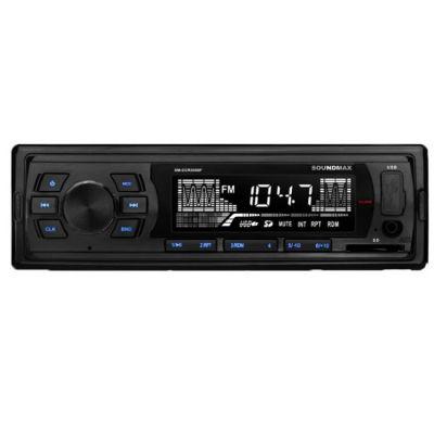 Автомагнитола Soundmax SM-CCR3055F 1DIN 4x45Вт