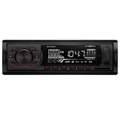 ������������� Soundmax SM-CCR3054F 1DIN 4x45��