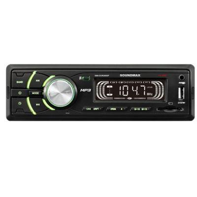 Автомагнитола Soundmax SM-CCR3053F 1DIN 4x45Вт