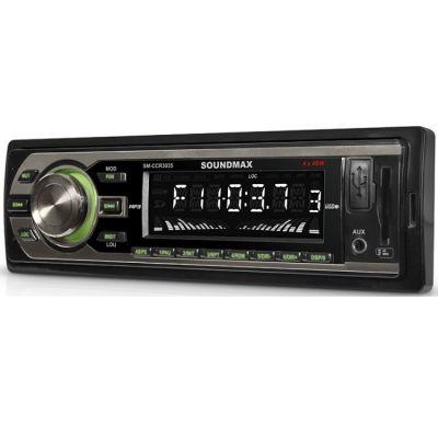 ������������� Soundmax SM-CCR3035 1DIN 4x45��