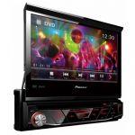 Автомагнитола Pioneer CD DVD 1DIN 4x50Вт AVH-3800DVD