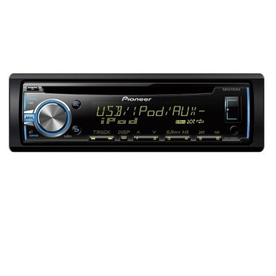 Автомагнитола Pioneer DEH-X3800UI 1DIN 4x50Вт CD