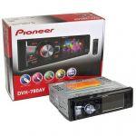 Автомагнитола Pioneer DVH-780AV 1DIN 4x50Вт CD DVD