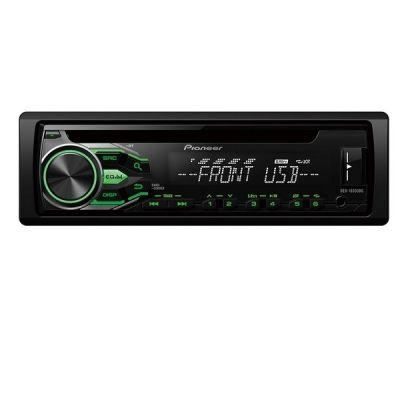Автомагнитола Pioneer DEH-1800UBG 1DIN 4x50Вт CD
