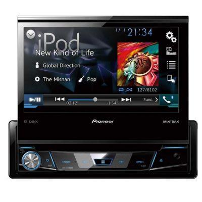 Автомагнитола Pioneer AVH-X7700BT 1DIN 4x50Вт CD DVD