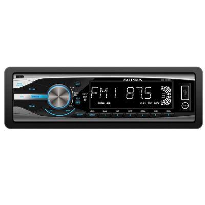 Автомагнитола Supra SCD-5001DCU 1DIN 4x70Вт CD