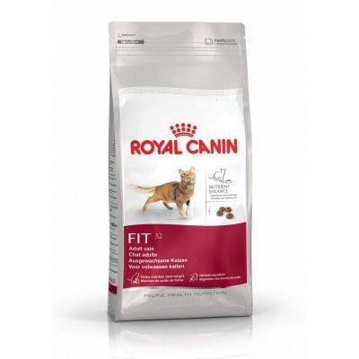 Сухой корм Royal Canin Fit для кошек с нормальной активностью с1 до10лет 2кг