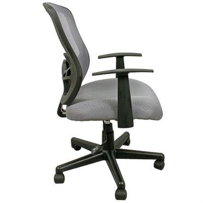 Офисное кресло Staten COLLEGE HLC-0420-1C-1 серое
