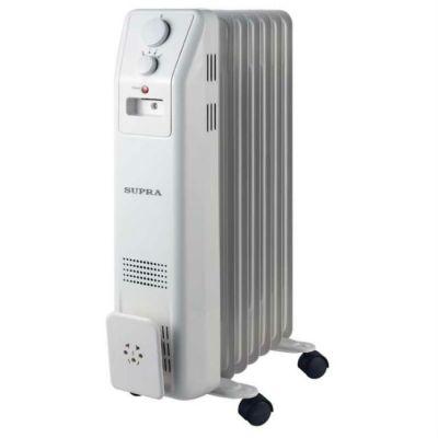 Радиатор Supra ORS-07-SN белый