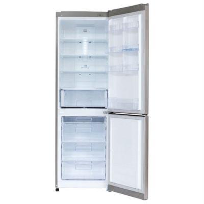 Холодильник LG GA-B409SMCA нержавеющая сталь