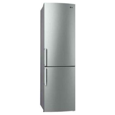Холодильник LG GA-B489YMCZ серебристый