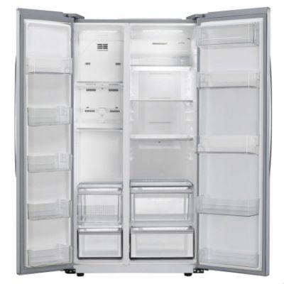 Холодильник LG GC-B207GMQV нержавеющая сталь