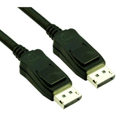 Кабель Vcom DisplayPort (m-m) 1.8м VHD6220-1.8MO