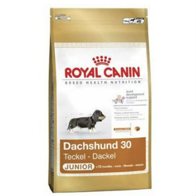 Сухой корм Royal Canin МINI DACHSHUND JUNIOR для щенков такс 1,5кг- 168015